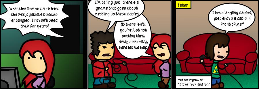 Cable Gnome