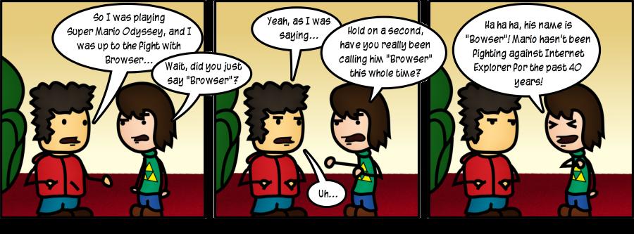 Web Bowser