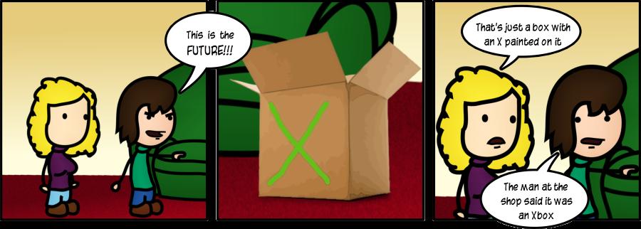 The X Box